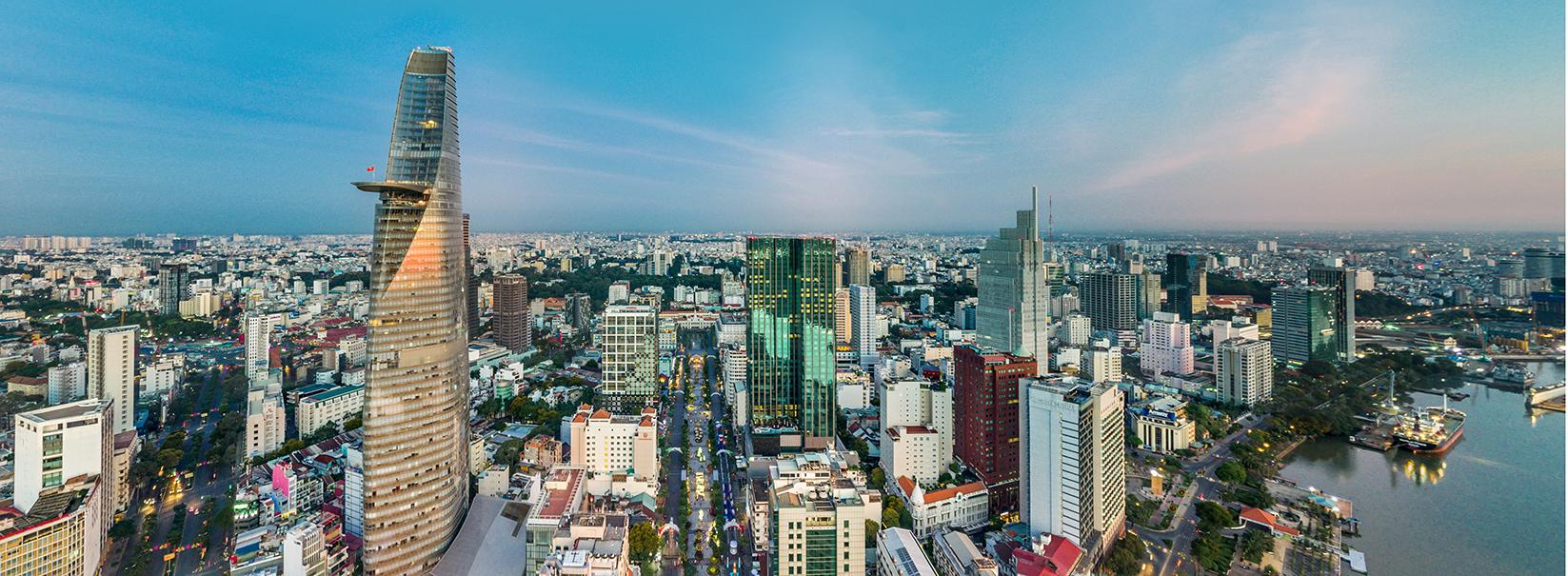 Chi so gia bat dong san Tp. HCMC Q1/2019