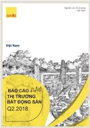 Bao cao Thi truong BDS Viet Nam Q2 2018