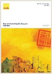 Bao cao Thi truong BDS Viet Nam Q4 2017